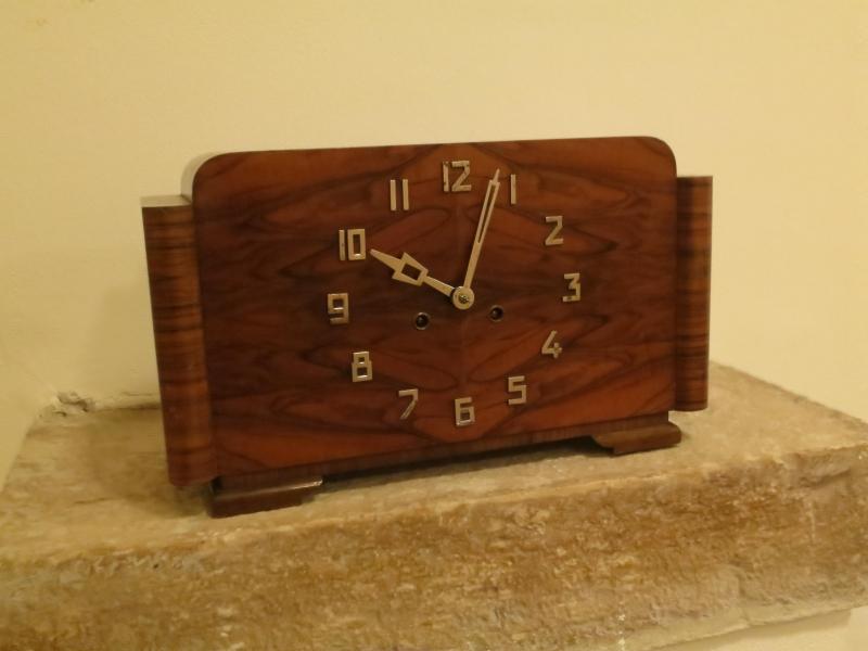 Orologio da tavolo a pendolo Mauthe vendo